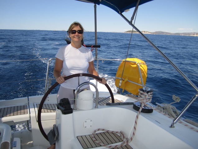 My turn at the helm