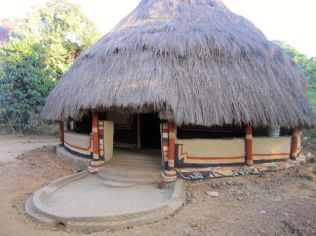 Fula hut