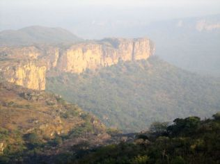 Great escarpment