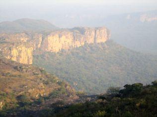 Great escarpment