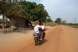 Mototaxis rule