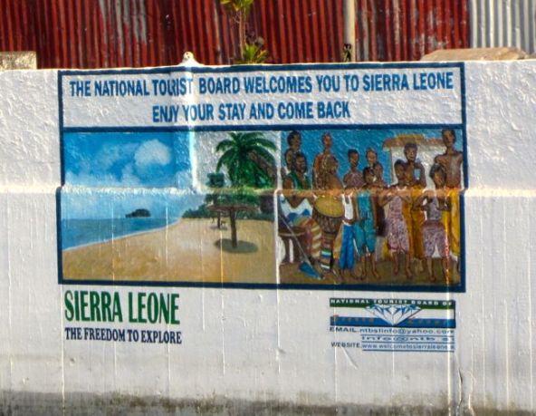 Welcome to Sierra Leone