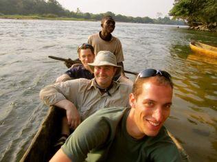 Boys in a boat