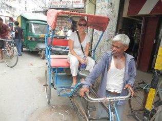 Old Delhi transport