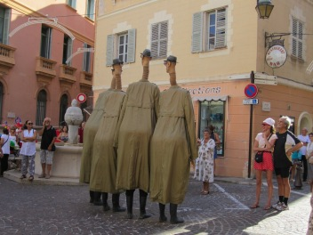 Monaco street festival