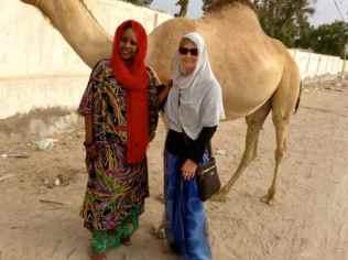 Minus the camel head
