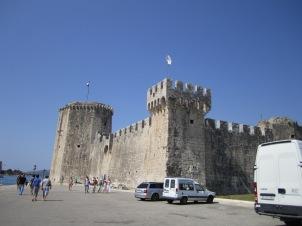 Trogir castle