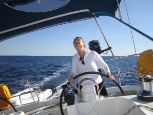 Checking out my point of sail