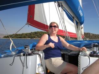 Sue - fun loving Irish instructor