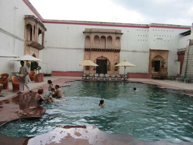 Rao Raj Villas, outside Delhi