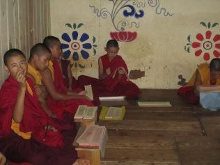 Monk school