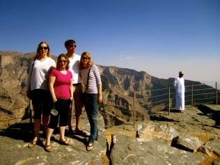 Grand Canyon - Oman style