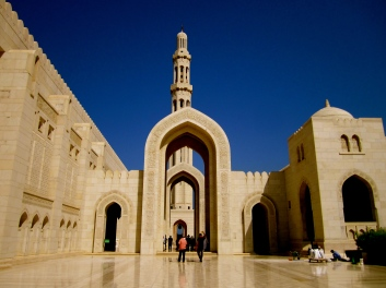 Muscat mosque