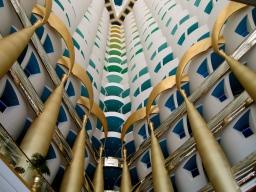 Inside the Burj