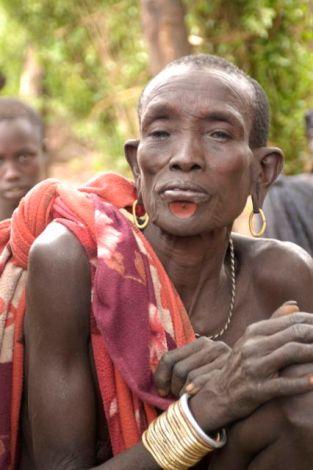 Bodi woman