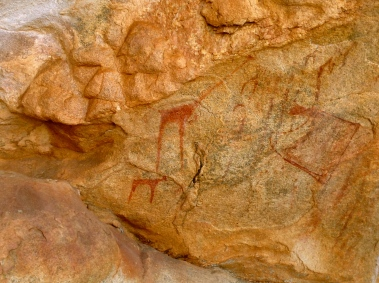 Las Geel rock art
