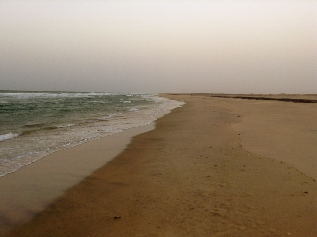 Beach at Berbera