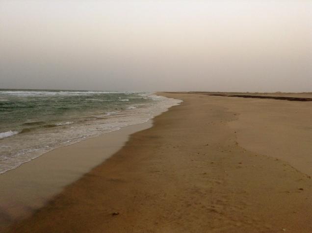Beach at Berbera