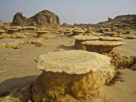Weird formations