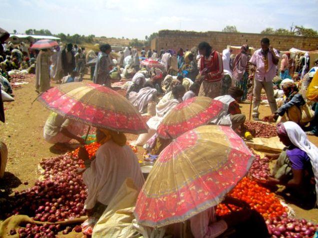 Hawsien market
