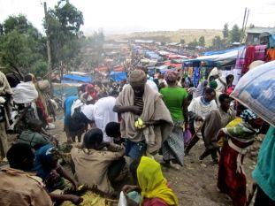 Lalibela market