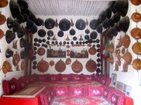 Typical Harar home