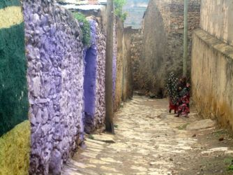 Colorful Harar