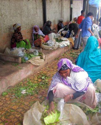 Qat market