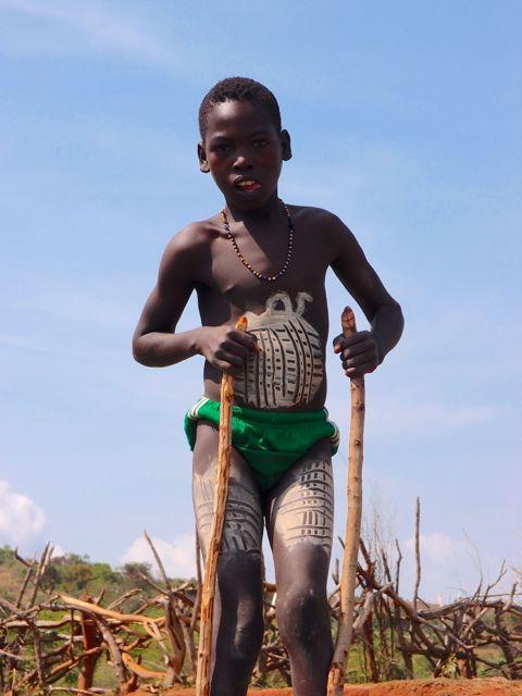 Karo child