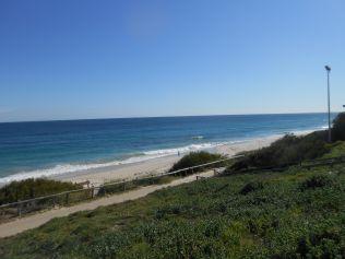 Cottosloe Beach in Perth