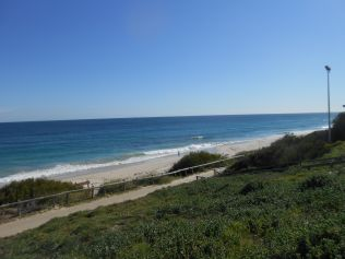 Cottosloe Beach in Perth