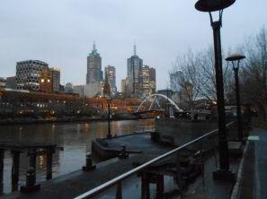 Melbourne skyoine
