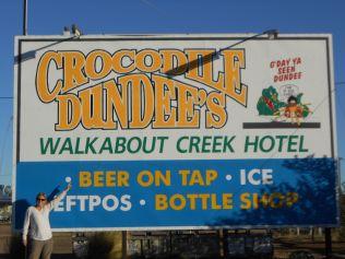 Crocodile Dundee's Pub