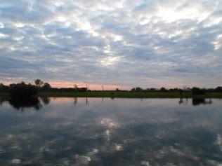 Sunset at Yellow Waters Billabong