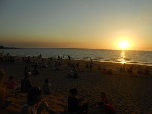 Sunset in Darwin