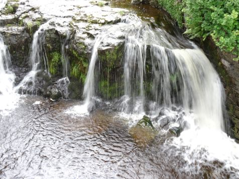 Dale waterfalls