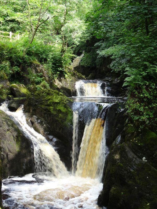 More Dale waterfalls