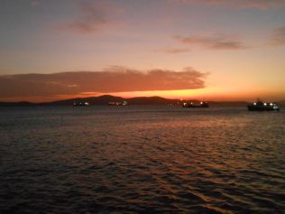 Port Moresby sunset