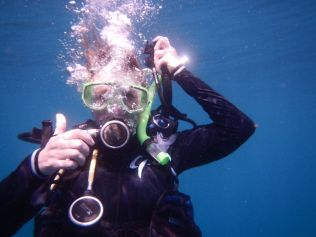 PNG diving