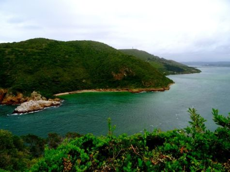 Knysna Heads - Garden Route