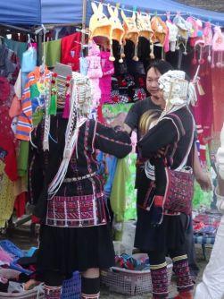 Akha festival in Kyiang Tong