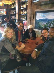 Sundance Film Festival reunion (sans Marijana)