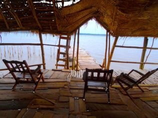 Lac Aheme, Benin