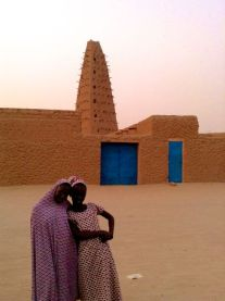 Wandering around Agadez