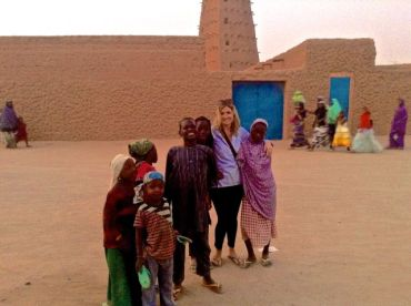 Wandering around Agadez
