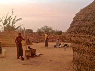 Village life in NIger