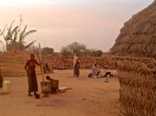 Village life in NIger