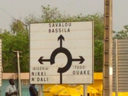 "There is a town called ""Nikki"" in Benin"