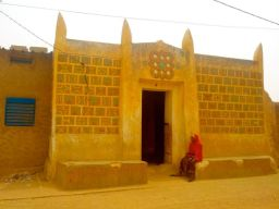 Beautiful traditional Hausa homes