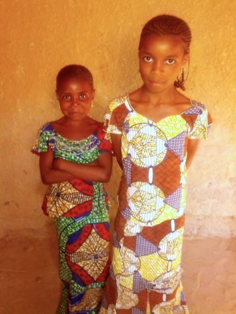 Lovely girls in Agadez